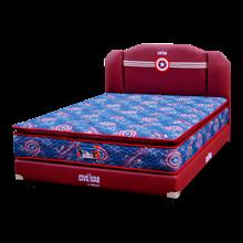 tempat tidur bigland CAPTAIN AMERICA PILLOWTOP