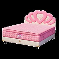 tempat tidur bigland Hello Kitty Plus Top Latex 1