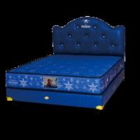 tempat tidur bigland FROZEN SNOW FLAKES 1