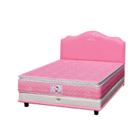 tempat tidur bigland Hello Kitty Pillow Top 1