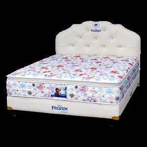tempat tidur bigland FROZEN WINTER MAGIC PILLOW TOP
