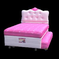 tempat tidur bigland Twin Barbie Luxe 1