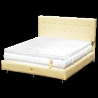 tempat tidur bigland Los Angles Hotel Platinum Bed 1