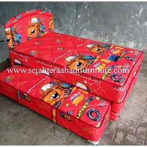 tempat tidur 2in1 bella karakter meter