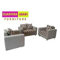 sofa minimalis uk. uk. 90x78x70-125x78x70 fre meja kaca  1