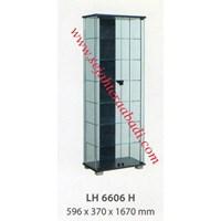 lemari arsip graver LH 6606 (596X370X1670) 1