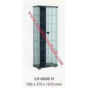 lemari arsip graver LH 6606 (596X370X1670)