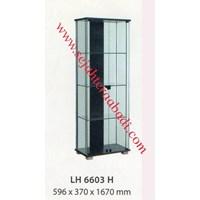 lemari arsip graver LH 6603 (596X370X1670) 1