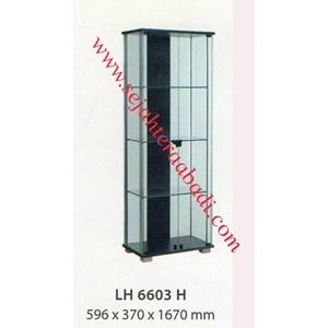 lemari arsip graver LH 6603 (596X370X1670)