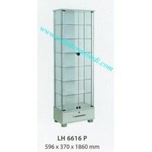 lemari arsip graver LH 6616 (596X370X1860) warna putih