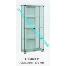 lemari arsip raver LH 6803 (796X370X1670)