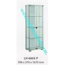 lemari arsip graver LH 6603 (596X370X1670) warna putih