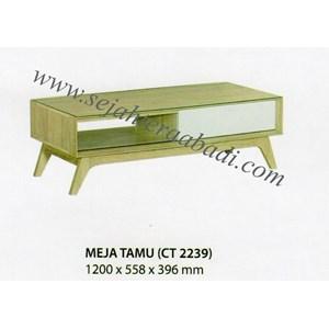 meja ruang keluarga graver CT 2239 (1200X558X396)