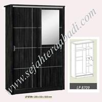 Jual lemari pakian graver LP 8709 (1200X550X1830)