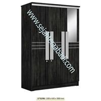 lemari pakaian garvani  LP 8298 (1200X430X1800) 1