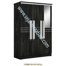 lemari pakaian garvani  LP 8298 (1200X430X1800)