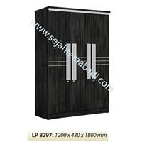 lemari pakaian LP 8297  1