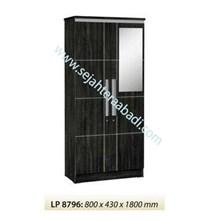 lemari pakian graver LP 8796 (800x430x1800)