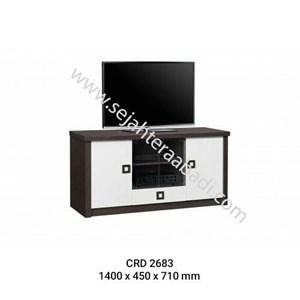 rak tv merk graver CRD 2683 (1400X450X710)