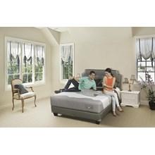 Tempat Tidur merk comforta type luxury pedic