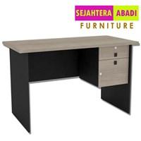 Jual Meja Kantor merk garvani type tony desk plus LD 1200