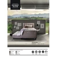 Spring Bed merk central type alexander