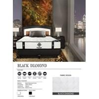Tempat Tidur merk central type blak diamond