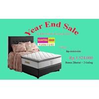 Spring Bed merk florence ukuran 160x200