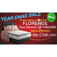 Spring Bed merk florence genOA UKURAN 180X200