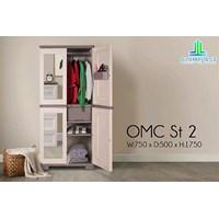 Olymplast Brand Plastic Cabinets Type OMC St2