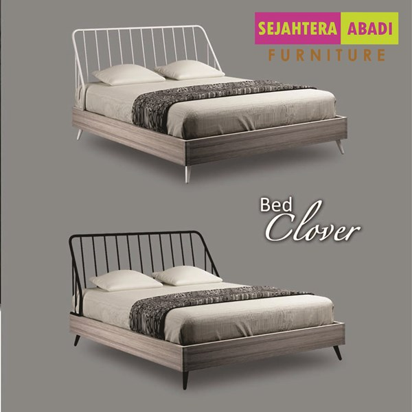 Bed Clover