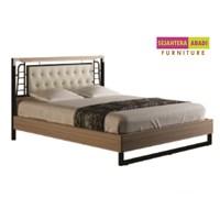Tempat Tidur Merk Siantano Type Bed Gardenia
