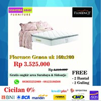Spring Bed Brand Florence Type Genoa uk 160x200