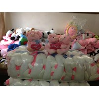 Boneka Pig with Love