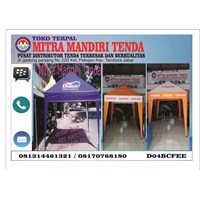 Tenda Piramid Promosi