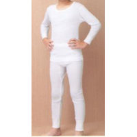 Jual Childrend's Long-Sleeve Undershirt (Unisex) And Children's Long Underpants (Unisex)