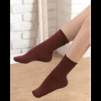 Jual Lady's Rib Socks