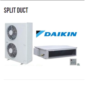 AC Split Duct