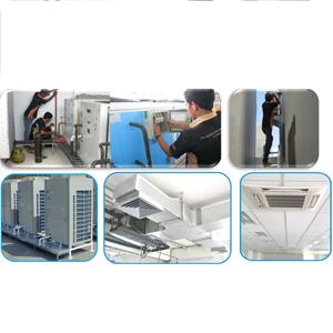 Instalasi Dan Pemasangan AC By Mahadana Mitra Kencana