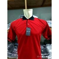 Jual Kaos Seragam Bahan PE Merah