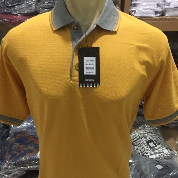 polo shirt Andre Michel 933 s/s No.23
