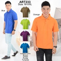 polo shirt Andre Michel 233