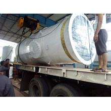 18,000 pressure tank