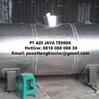 Tangki air panas 1500 liter murah dan berkualitas