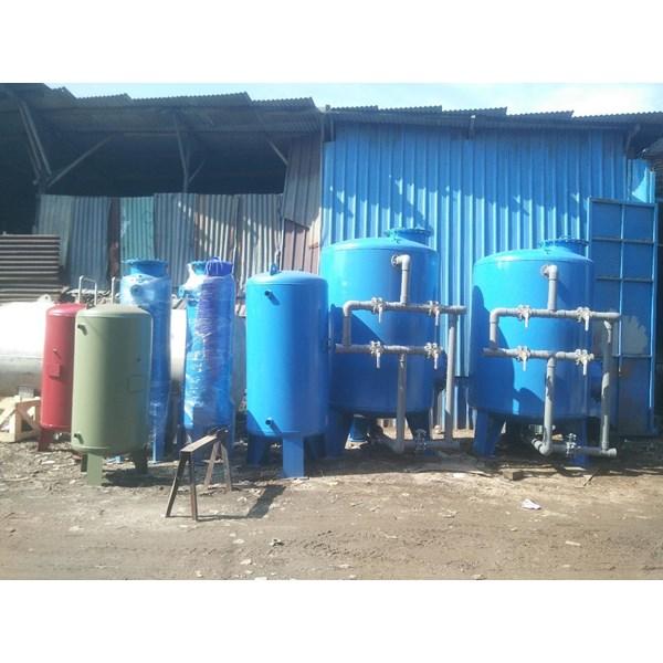 Jual Sand filter - jual carbon filter tank murah berkualitas