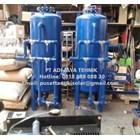 Sand Carbon filter tank 10m3/jam 500 liter jakarta surabaya 1