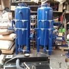 Sand Carbon filter tank 10m3/jam 500 liter jakarta surabaya 3