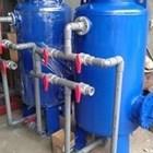 Sand Carbon filter tank 20m3/jam 1000 Liter Berkualitas  4