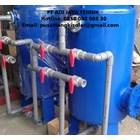 Tangki sand filter tank 5m/jam 250 liter Carbon filter tank 5m3/jam 500 liter SAND CARBON FILTER TANK 5m3/jam 1