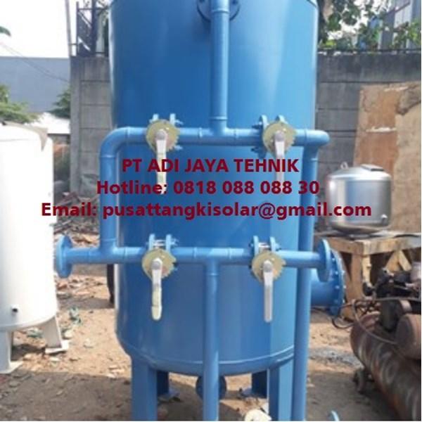 SAND FILTER TANK 40m3/Jam 2000 Liter - CARBON FILTER TANK 40m3/jam 2000 Liter